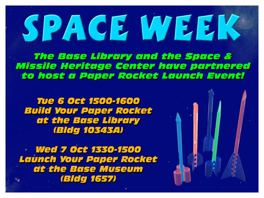 spaceweek